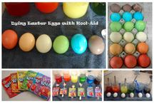 Easter Ideas / by Sarah Costa
