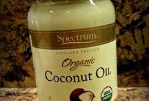 Coconut Oil goodness / by Megan Lemon