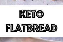 keto flat bread