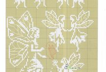 Fairy cross stich