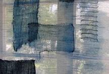 Textile and Fabric Manipulation / Ruffled Textures - layered fabric manipulation used for fashion design
