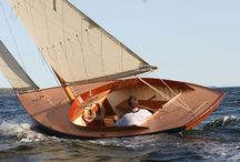 Wood Sailing