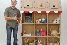 CHILD'S PLAY- Cardboard