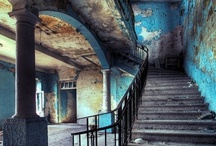 abandoned properties and object's