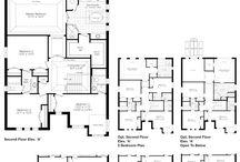 Floor Plans for Dream House