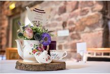Wedding trends ~ Tea Party