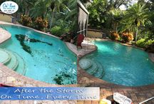 Before and after Hurricane Irma - Over 500 Pools in 4 days! On-Time, Every Time! / Before and after Hurricane Irma - Over 500 Pools in 4 days! On-Time, Every Time!