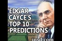 Edgar Cayce, psychic, paranormal