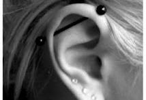 Piercings.<3