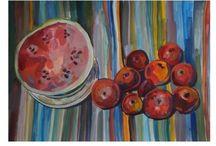 Картины и рисунки / Замечательные картины очень разных художников, которые меня вдохновляют!