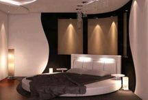 Fabulous Bedrooms / by Nicole Hooks