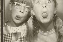 Baby & Kid Retro Photos
