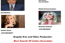 The Great Team & Awards of LISITEN ASSOCIATES BUSINESS BROKERS / We represent Sellers of Businesses to Buyers from all over the World. We deal confidentially www.lisiten.biz FREE CONSULTATION CALL ; 212 661-4160