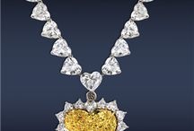 Neckless with Fancy Colour gems and Daimonds 200000 and up