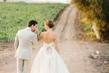 Rustic country wedding / Ideas for country wedding photoshoot / by Lindsey D'Andrea