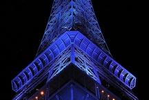 Blue eyes in Paris