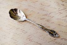 Sugar Gravy spoons