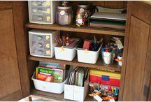 One day I'll be Organized / by Allison Dellion