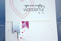 Craft Inspo - Hearts a Flutter / Crafts Stampin' Up!