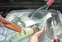 Flaschenrecycling