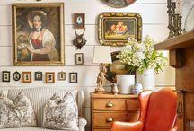 Eplehuset cottage inspiration