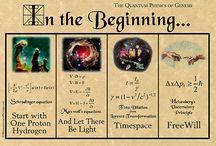 Science/Universe/Spirituality/Consciousness