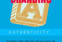 Feldman Creatives' A to Z Guide to Personal Branding / 26 essential personal branding tips, presented alphabetically.
