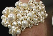 Pearls, beautiful pearls! / by Sharon Fleishman
