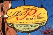 Hot Eats in NC