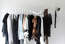 Clothing storage inspiration