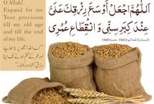 Duas and quotes