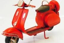 Vintage / Papeis de paredes, tv, bicicleta, lanbretta, carros e looks pra você.