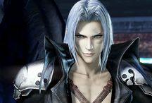 Sephiroth / Final Fantasy VII