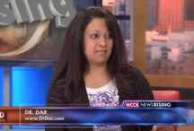 Dr. Dar on Television / by Dr. Dar, Your Relationship Success Source