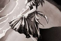 Manga and Anime / Manga and Animé Style, and Tutorials on Drawing/Colouring