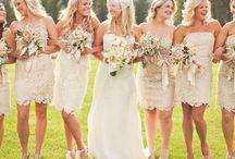 Wedding Party Bridesmaid Dress