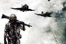 War, war never changes...
