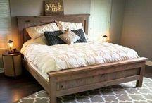 Reno~Master Bedroom / by Ashley Roger