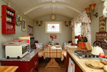 Tiny Houses / Inspiration for small living spaces. / by Vicki Shininger