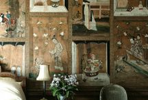 Chinoiserie Chic / The love affair with chinoiserie lives on. Those exotic blossoms, whimsical birds, fanciful pagodas and, of course, bamboo - we can't get enough!