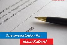 LoanKaDard - Ruloans / Need loan but finds difficulty to get one? Ruloans provide prescription for all of your #LoanKaDard. Compare, Apply and get fast Approval on the financial instruments of your choice with us!