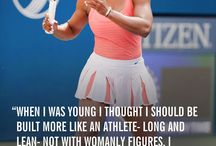 Body image and sport / Sport and pressure on fitting in