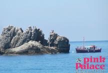 Booze Cruise / Booze cruise in Corfu