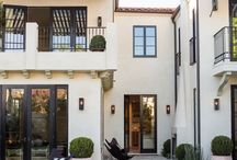 Exterior Paint - Mediterranean Roof/Color Selections
