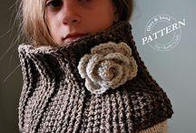 Věci na sebe / crochet