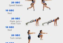 Workouts / Quick workouts at home