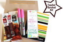 Teacher gifts / by SLP Talk & Play