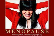 "Menopause ""Humor"" ;>("