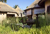 villas en Bali / Villa BA JABULA.Una isla, en una isla.