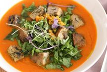 SOUPS & STEWS / Soups to help soothe seasonal transitions